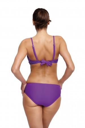 Violetinis atskiras maudymosi kostiumėlis RIHANNA