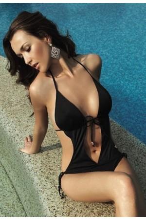 Seksualus monokini maudymosi kostiumėlis