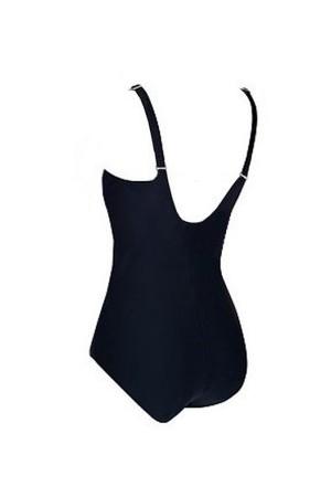 Juodas maudymosi kostiumėlis Scarlet