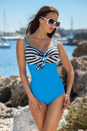 Elegantiškas vientisas maudymosi kostiumėlis (317)