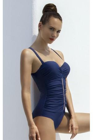Elegantiškas vientisas maudymosi kostiumėlis (312)