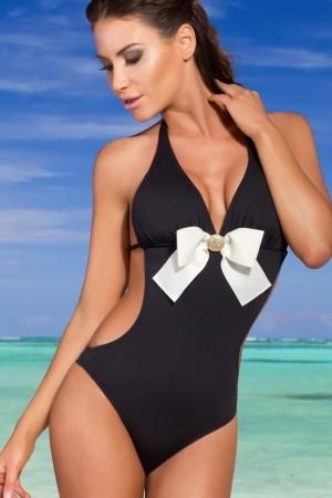 Elegantiškas monokini stiliaus maudymosi kostiumėlis (329)
