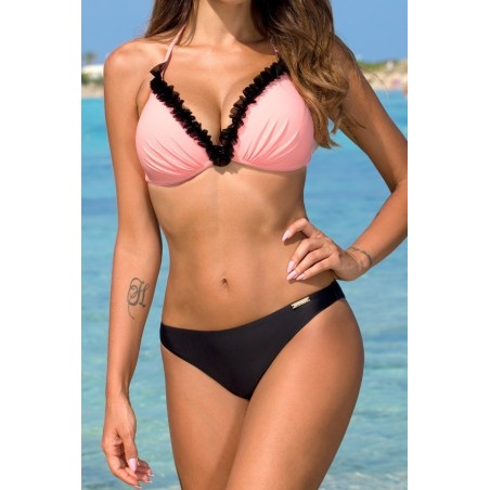 Rožinis maudymosi kostiumėlis (393)